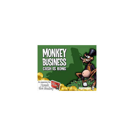 Monkey Business - Cash is Kong (English), Expansion to Spank the Monkey