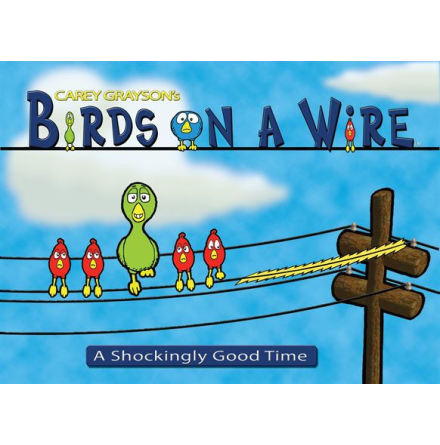 Gryphon Line 8: Birds on a Wire