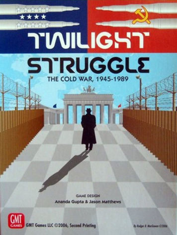 Twilight Struggle Deluxe Edition 2015