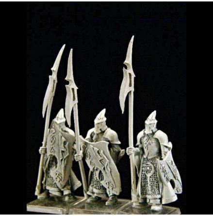 Dark Elf Lancers (3)