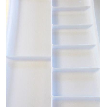 PALETTE RECTANGULAR 9cm x 18,5cm
