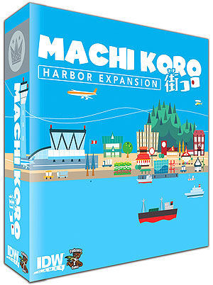 Machi Koro: The Harbor Expansion