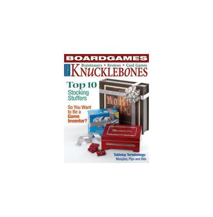 Knucklebones Magazine January 2008