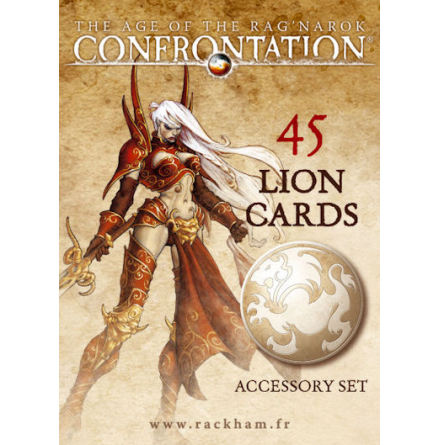 Lion Cards Accessory Set
