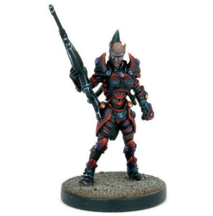 Deadzone Mercenary: Nastanza