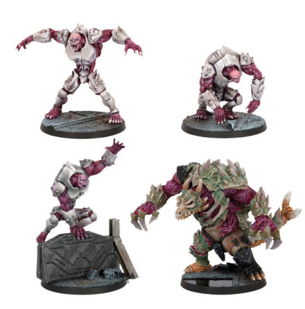 PLAGUE MONSTERS BOOSTER
