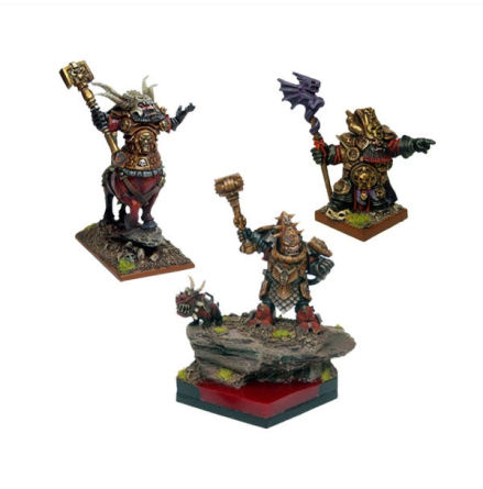 Abyssal Dwarf Lords War Conclave