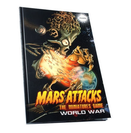 Mars Attacks: World War