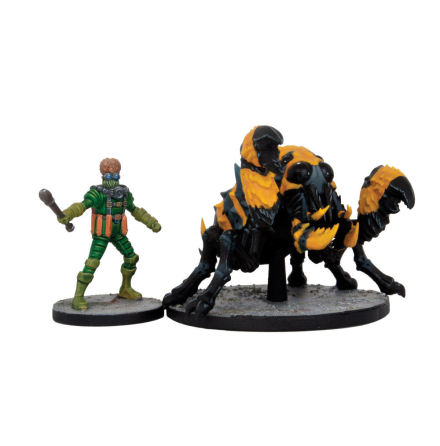 Giant Mutant Spider (2 Figures)