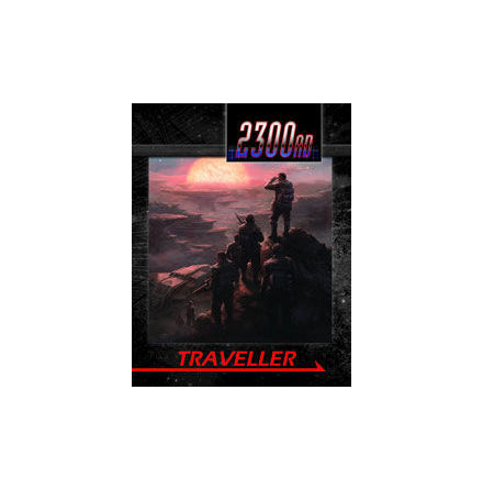 Traveller: 2300AD