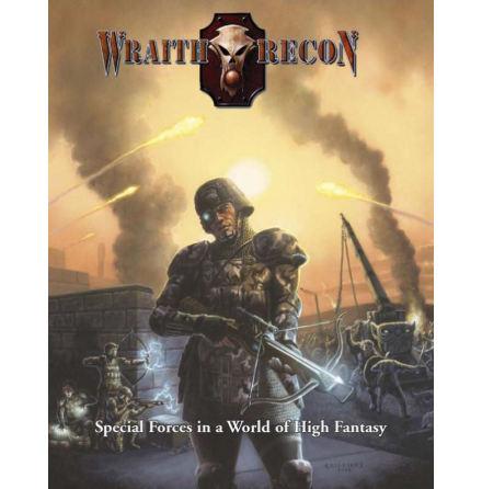 Wraith Recon (Hardback)