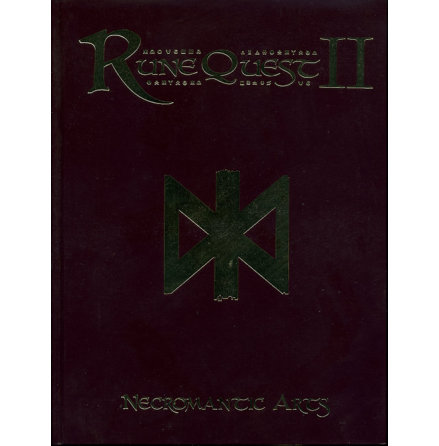 RuneQuest II: Necromantic Arts