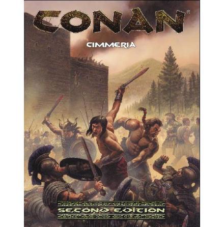 Conan: Cimmeria