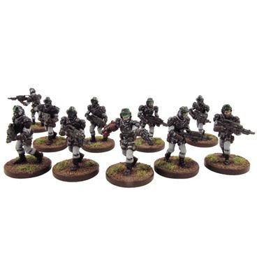 Corporation Marine Twin Pack