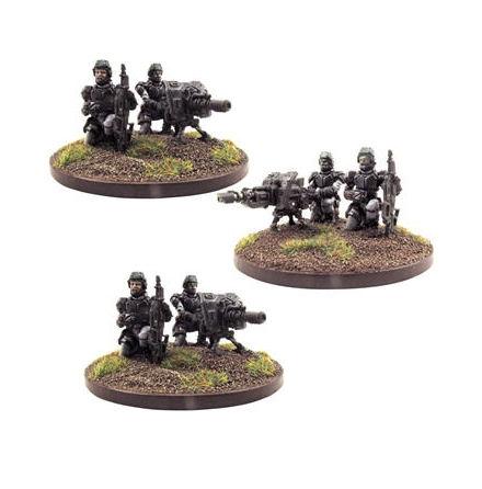 Corporation Heavy Weapon Teams