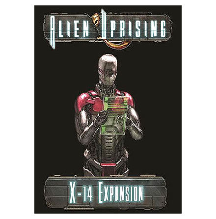 Alien Uprising: X-14 Expansion