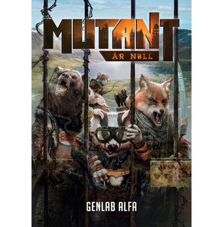 Mutant År Noll: Genlab Alfa