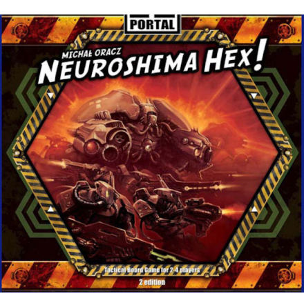 Neuroshima HEX 3rd edition