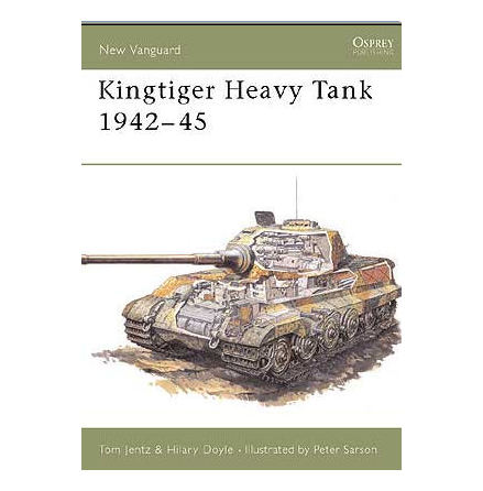 King Tiger Heavy Tank 1942-1945