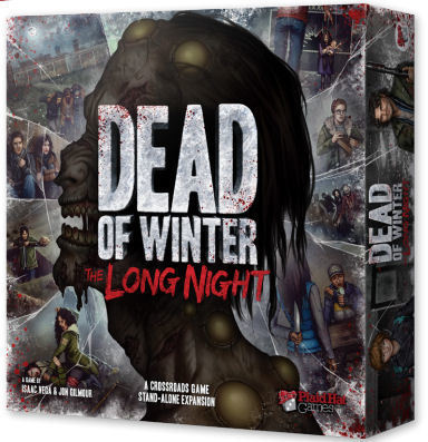 Dead of Winter: The long night expansion/standalone