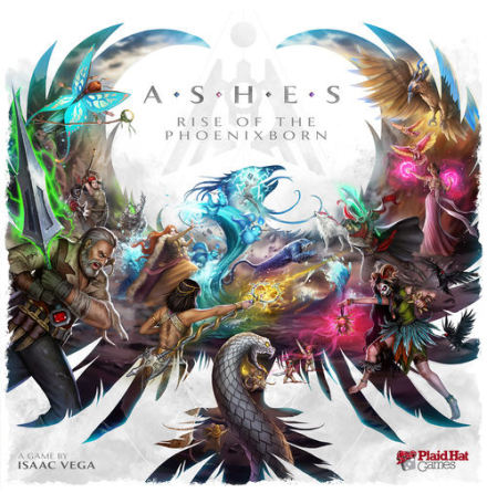 ASHES : RISE OF THE PHOENIXBORN