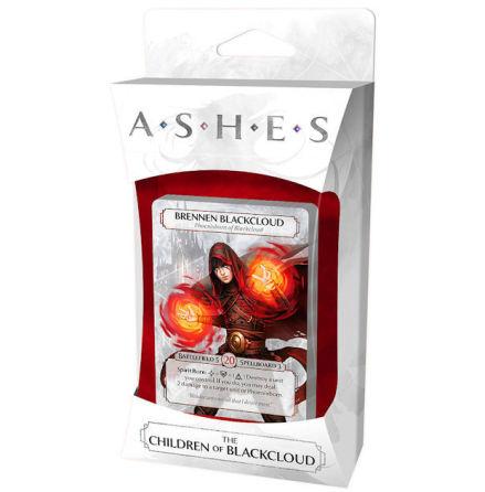 ASHES Expansion deck 1: Children of Blackcloud