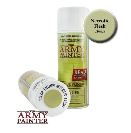 ArmyPainter Colour Primer Spray - Necrotic Flesh 400 ml