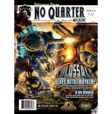 No Quarter Magazine #42
