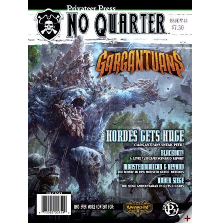 No Quarter Magazine #43