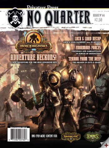 No Quarter Magazine #44