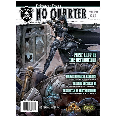 No Quarter Magazine #51