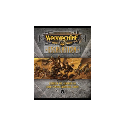 WARMACHINE Escalation Book