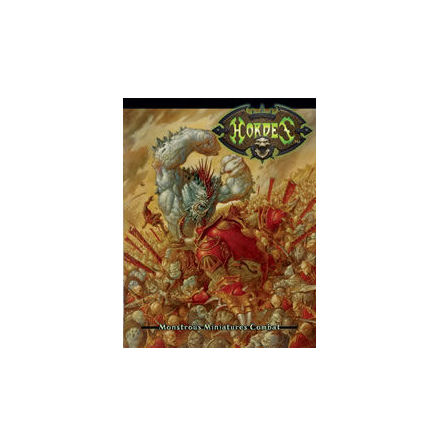 Hordes: Primal Softcover