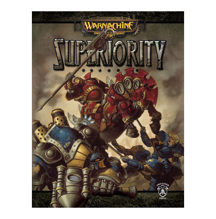 Warmachine Superiority Hardcover