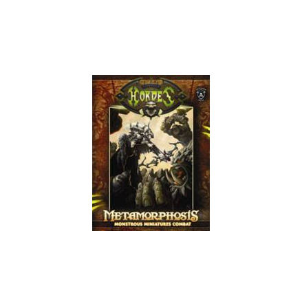 HORDES: Metamorphosis (hard cover)