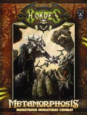 HORDES: Metamorphosis (hard cover)