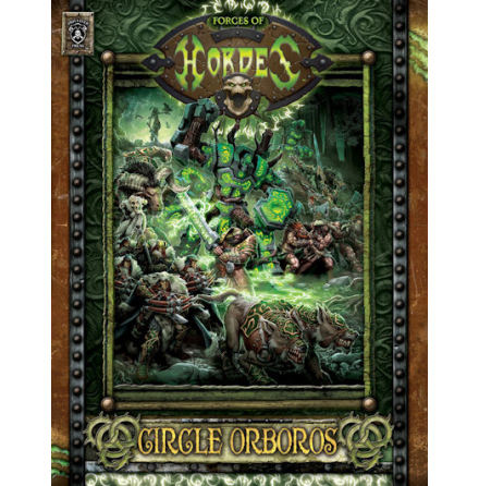 Forces of HORDES: Circle Orboros (soft cover) - Mk II