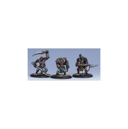 Cryx Black Orgun Boarding Party Box