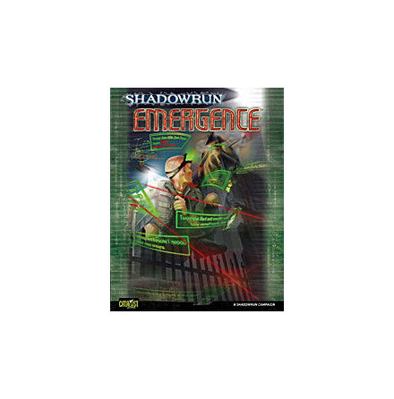Shadowrun: Emergence