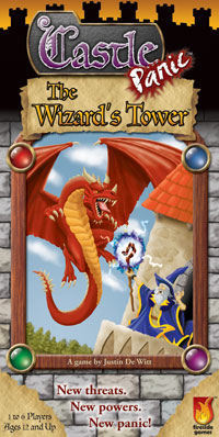 Castle Panic: The Wizard´s Tower Expansion