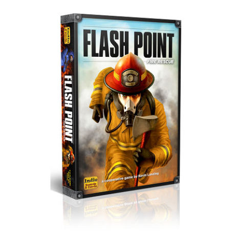 Flash Point Fire Rescue: 2nd Edition