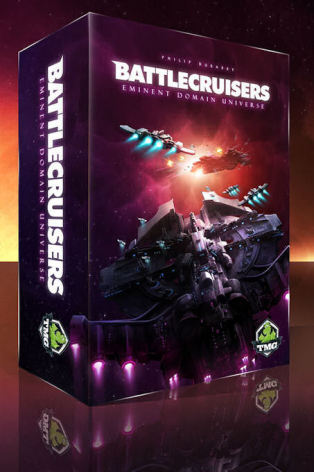 Eminent Domain: Battlecruisers (stand alone)