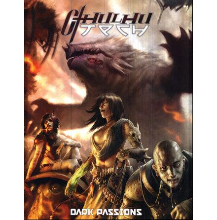 Cthulhutech RPG: Dark Passions
