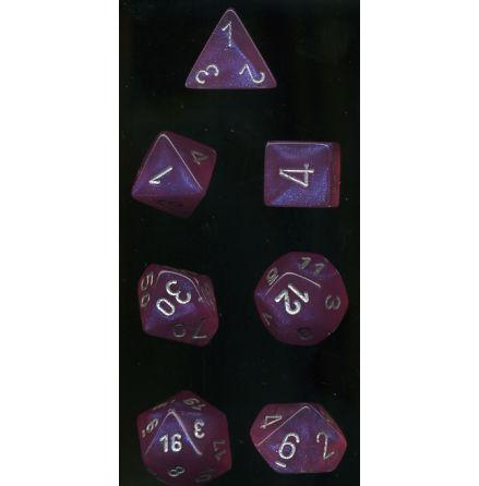 Borealis Pink/silver 7-Die Set
