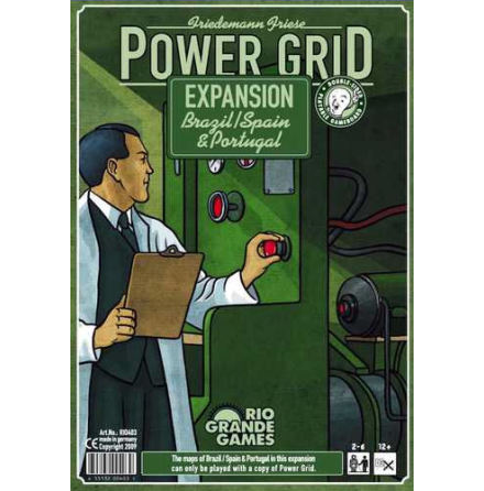 Power Grid Brazil/Iberia