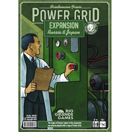 Power Grid Russia/Japan