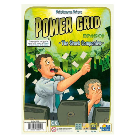Power Grid the Stock Companies