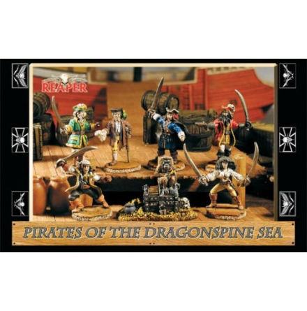 10011 Pirates of the Dragonspine Sea