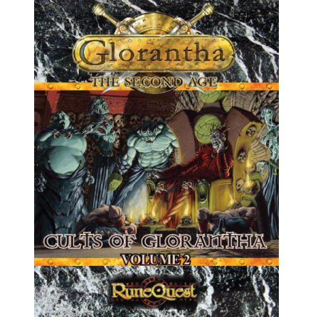 Cults of Glorantha Book Two