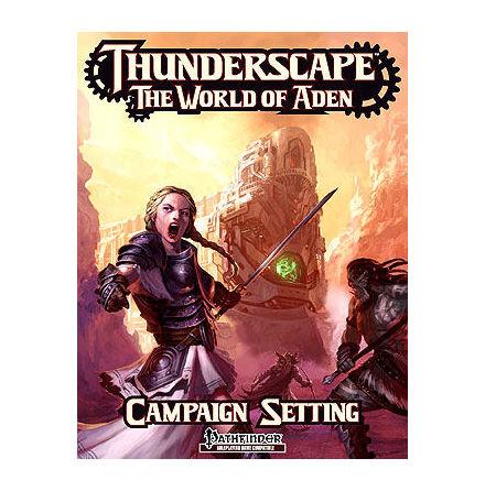 Pathfinder: Thunderscape The World of Aden